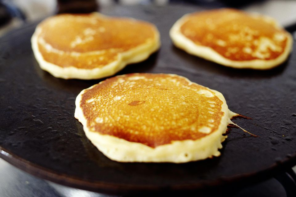 Here's a Recipe to Try for Pancakes with Biscuit Mix