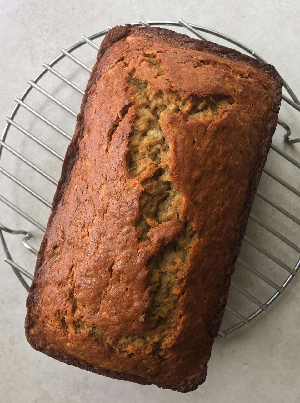 Moist Banana Bread With Ghee Recipe