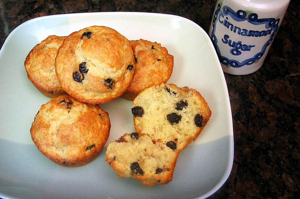 Dried Blueberry Muffin Mix Recipe