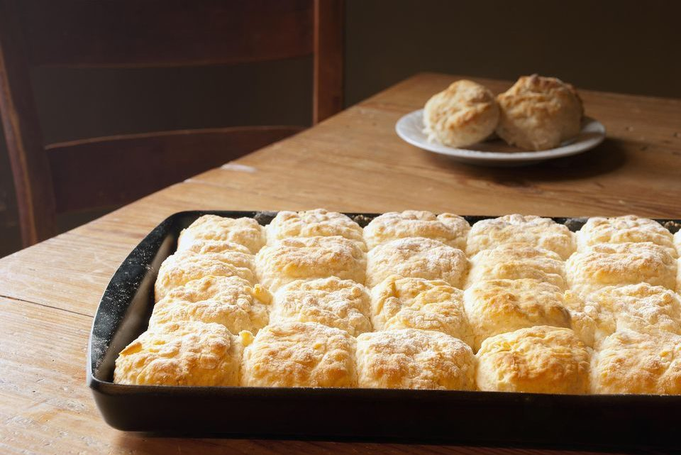 Pennsylvania Dutch Lard Biscuits Recipe