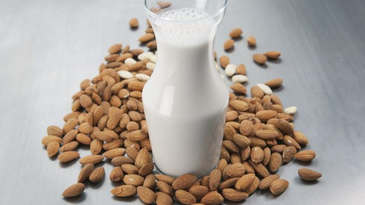 Raw Organic Coconut Almond Milk Recipe