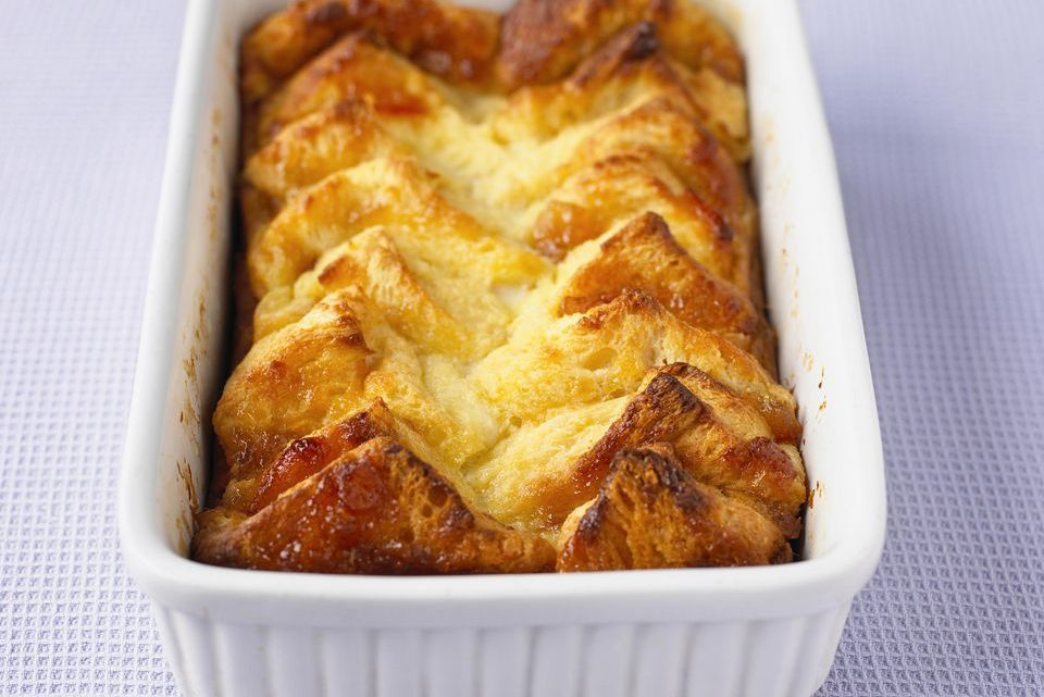 Mock Cheese Bread Soufflé Recipe