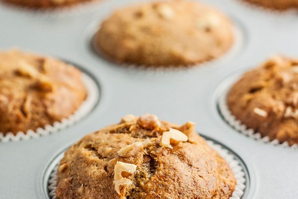 Quick and Easy Vegan Banana Muffins Recipe