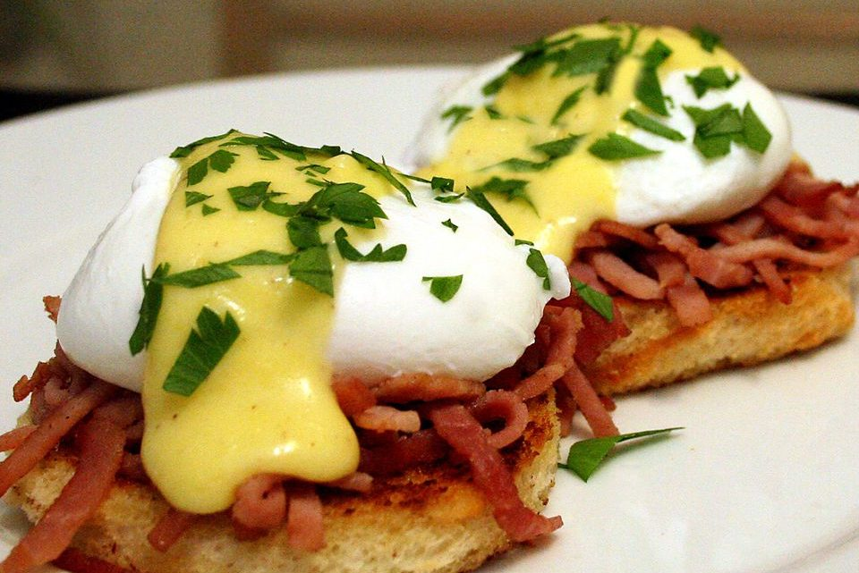 Eggs Benedict for Two Recipe