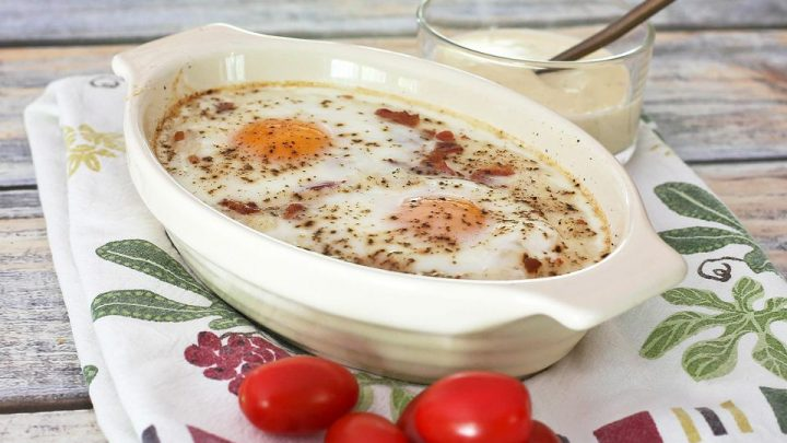 Breakfast Bake with Grits