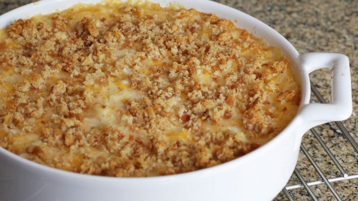 Hash Brown Casserole With Cheese Recipe