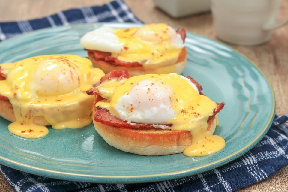 Classic Eggs Benedict Recipe