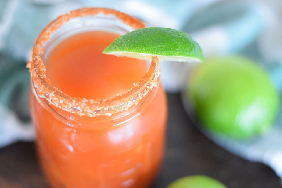 Mexican Michelada Bloody Mary