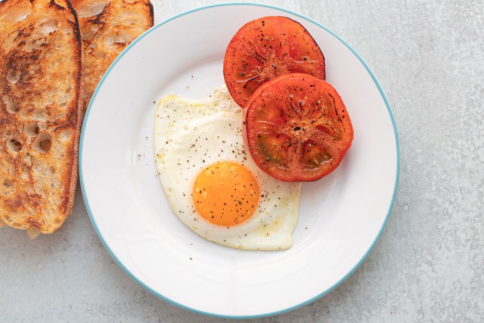 Sunny-Side Up Eggs