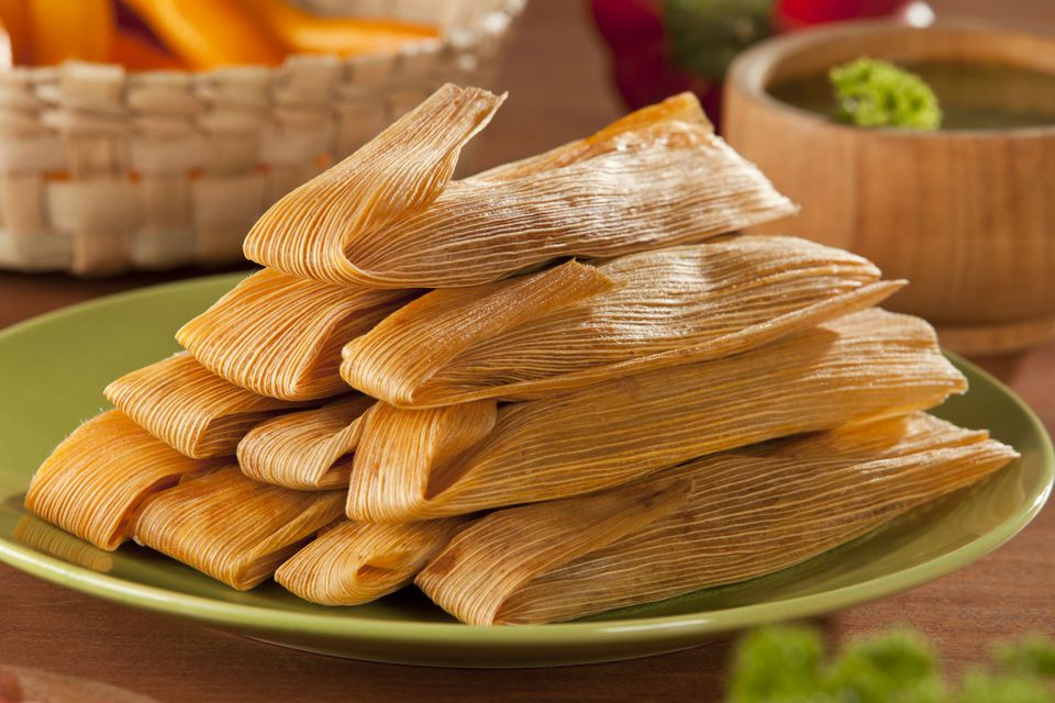 Quick and Easy Cheese Tamales Recipe